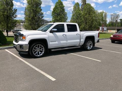 2015 GMC Sierra 1500 for sale at Chris Auto South in Agawam MA