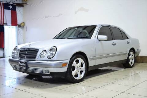 2001 Mercedes-Benz 300-Class for sale at ROADSTERS AUTO in Houston TX
