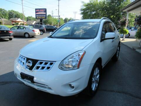 2013 Nissan Rogue for sale at Lake County Auto Sales in Painesville OH