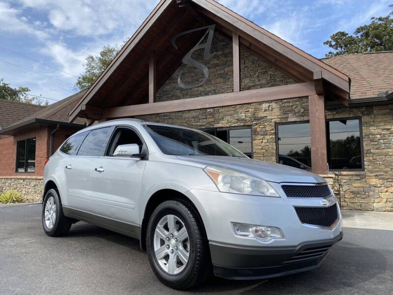 2010 Chevrolet Traverse for sale at Auto Solutions in Maryville TN