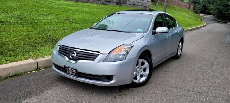 2008 Nissan Altima for sale at ENVY MOTORS LLC in Paterson NJ