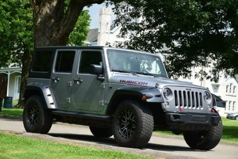 2015 Jeep Wrangler Unlimited for sale at Digital Auto in Lexington KY
