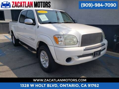 2006 Toyota Tundra for sale at Ontario Auto Square in Ontario CA