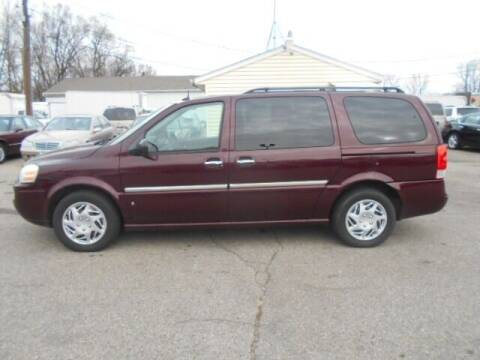 2006 Buick Terraza for sale at SPECIALTY CARS INC in Faribault MN