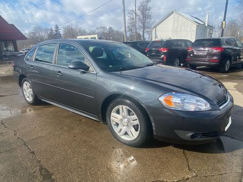 2011 Chevrolet Impala for sale at Averys Auto Group in Lapeer MI