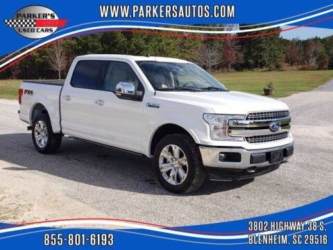 2020 Ford F-150 for sale at Parker's Used Cars in Blenheim SC