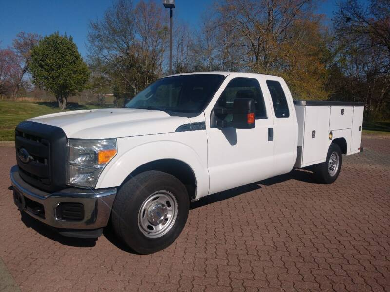 2013 Ford F-250 Super Duty for sale at CARS PLUS in Fayetteville TN