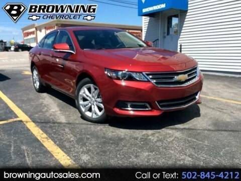 2019 Chevrolet Impala for sale at Browning Chevrolet in Eminence KY