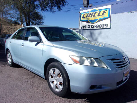 2008 Toyota Camry for sale at Circle Auto Center in Colorado Springs CO