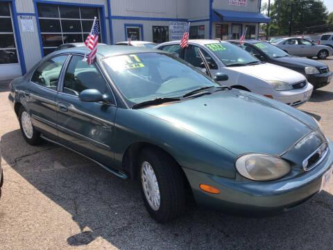 1996 Mercury Sable for sale at Klein on Vine in Cincinnati OH