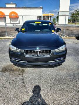 2016 BMW 3 Series for sale at Dependable Auto Sales in Montgomery AL