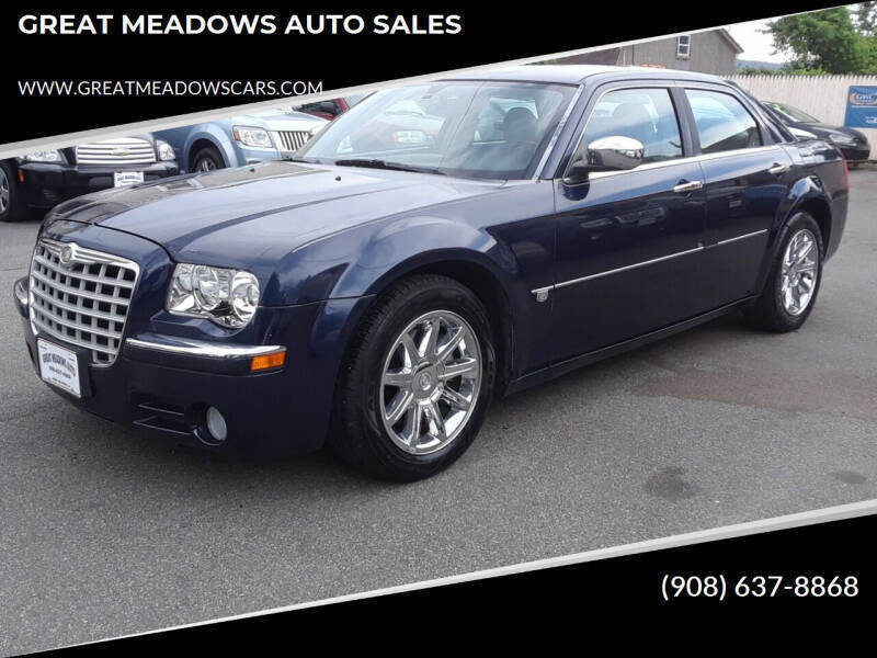 2005 Chrysler 300 for sale at GREAT MEADOWS AUTO SALES in Great Meadows NJ