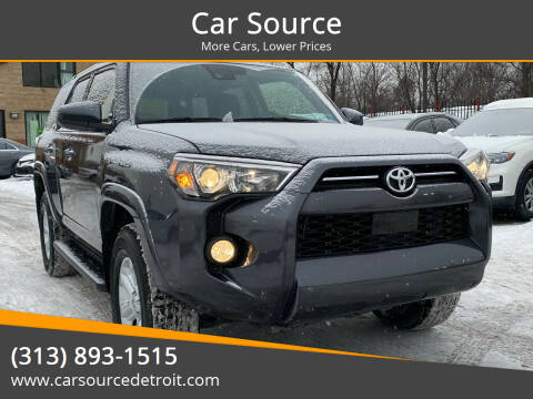 2020 Toyota 4Runner for sale at Car Source in Detroit MI