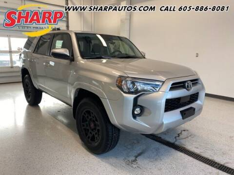 2021 Toyota 4Runner for sale at Sharp Automotive in Watertown SD