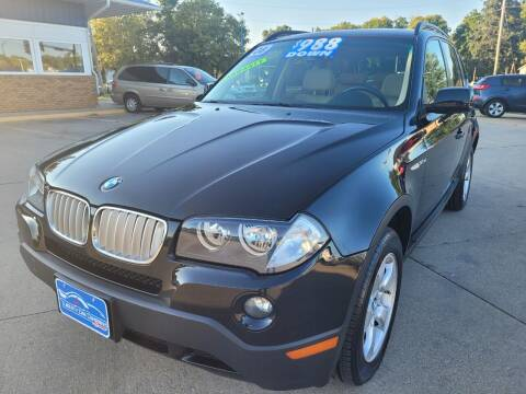 2008 BMW X3 for sale at Liberty Car Company in Waterloo IA
