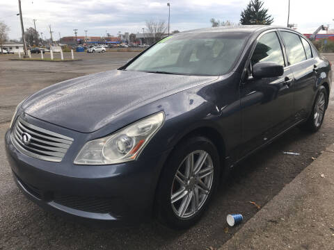 2007 Infiniti G35 for sale at 5 STAR MOTORS 1 & 2 in Louisville KY