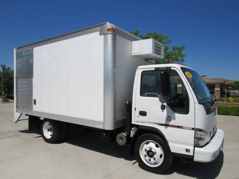 2007 GMC W4500 for sale in Oakdale, CA