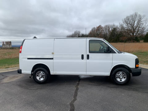 2014 Chevrolet Express Cargo for sale at V Automotive in Harrison AR