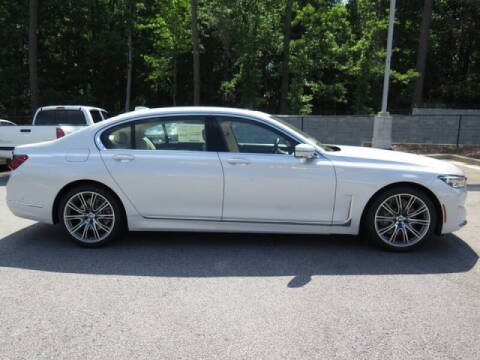 2021 BMW 7 Series for sale at Southern Auto Solutions - Georgia Car Finder - Southern Auto Solutions - BMW of South Atlanta in Marietta GA