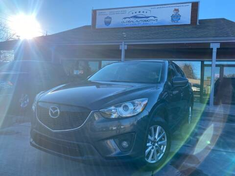 2015 Mazda CX-5 for sale at Global Automotive Imports of Denver in Denver CO
