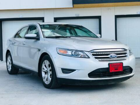 2012 Ford Taurus for sale at Avanesyan Motors in Orem UT