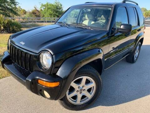 2003 Jeep Liberty for sale at Deerfield Automall in Deerfield Beach FL