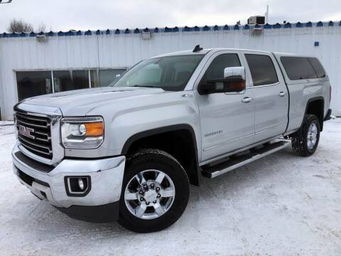 2015 GMC Sierra 2500HD for sale at STATELINE CHEVROLET BUICK GMC in Iron River MI