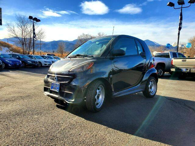 2015 Smart fortwo for sale at Lakeside Auto Brokers Inc. in Colorado Springs CO