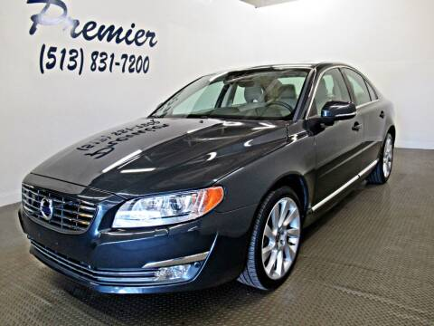 2016 Volvo S80 for sale at Premier Automotive Group in Milford OH