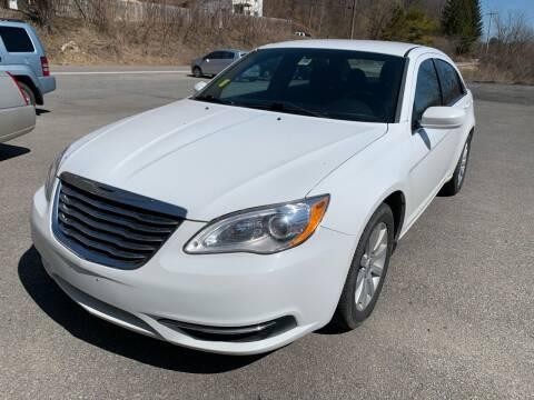 2014 Chrysler 200 for sale at Route 30 Jumbo Lot in Fonda NY