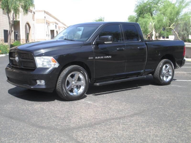 2011 RAM Ram Pickup 1500 for sale at COPPER STATE MOTORSPORTS in Phoenix AZ