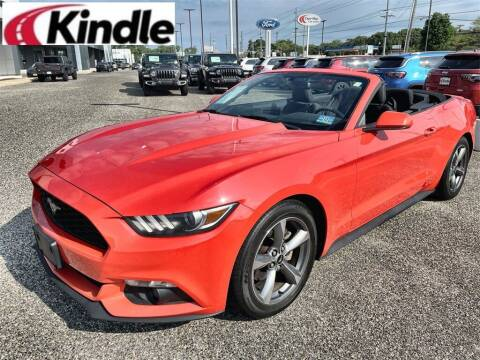 2015 Ford Mustang for sale at Kindle Auto Plaza in Middle Township NJ
