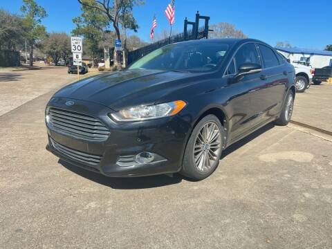 2013 Ford Fusion for sale at Newsed Auto in Houston TX