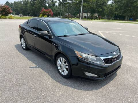 2013 Kia Optima for sale at Carprime Outlet LLC in Angier NC