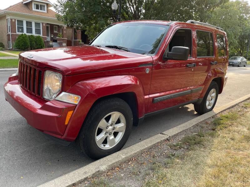 2009 Jeep Liberty for sale at Apollo Motors INC in Chicago IL