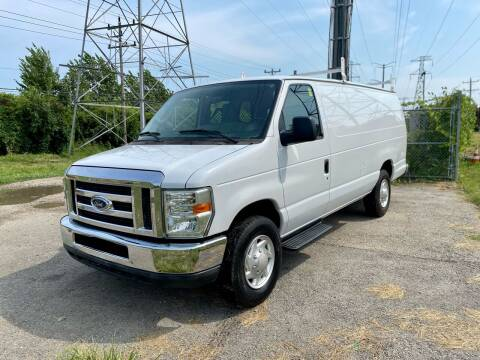 2011 Ford E-Series Cargo for sale at Siglers Auto Center in Skokie IL