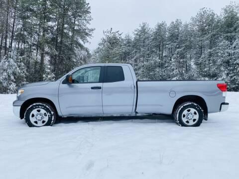 2012 Toyota Tundra for sale at H&C Auto in Oilville VA