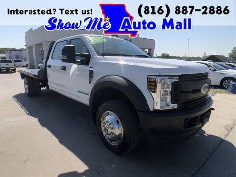 2018 Ford F-450 Super Duty for sale at Show Me Auto Mall in Harrisonville MO