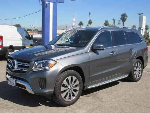 2018 Mercedes-Benz GLS for sale at Atlantis Auto Sales in La Puente CA