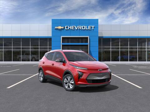 2022 Chevrolet Bolt EUV for sale at COYLE GM - COYLE NISSAN - New Inventory in Clarksville IN