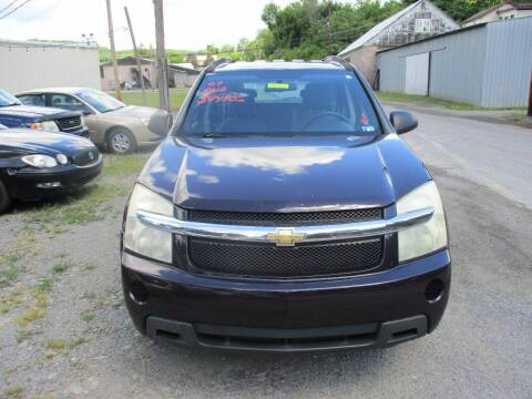 2007 Chevrolet Equinox for sale at FERNWOOD AUTO SALES in Nicholson PA