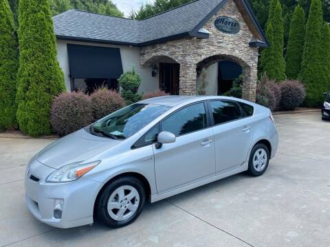 2010 Toyota Prius for sale at Hoyle Auto Sales in Taylorsville NC
