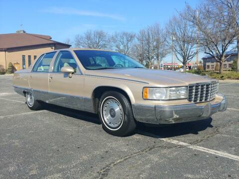 1994 Cadillac Fleetwood for sale at Viking Auto Group in Bethpage NY