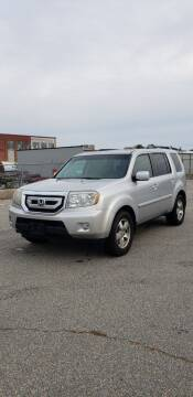 2011 Honda Pilot for sale at iDrive in New Bedford MA