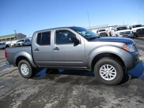 2017 Nissan Frontier for sale at GOWEN WHOLESALE AUTO in Lawrenceburg TN