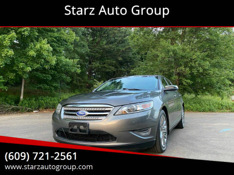2012 Ford Taurus for sale at Starz Auto Group in Delran NJ