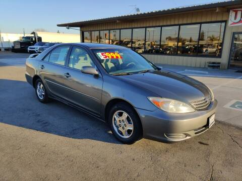 2004 Toyota Camry for sale at California Motors in Lodi CA