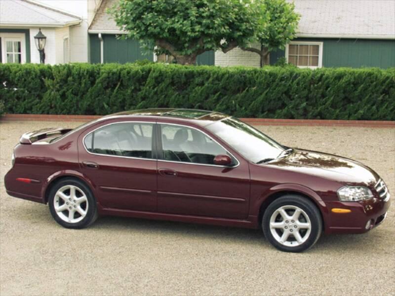 2002 Nissan Maxima for sale in Grand Ledge, MI