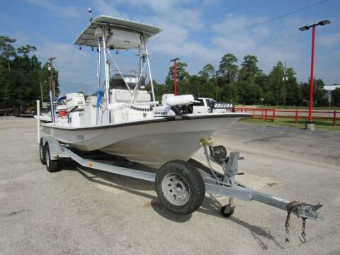 2006 Gulf Coast 220 for sale at Park and Sell in Conroe TX