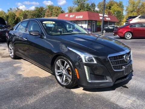 2014 Cadillac CTS for sale at Newcombs Auto Sales in Auburn Hills MI